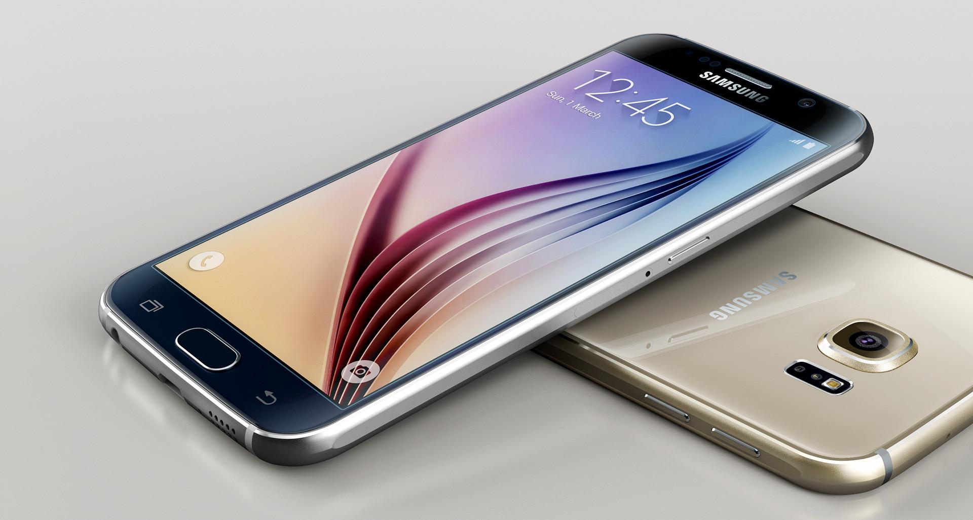Android 7 для Galaxy S6