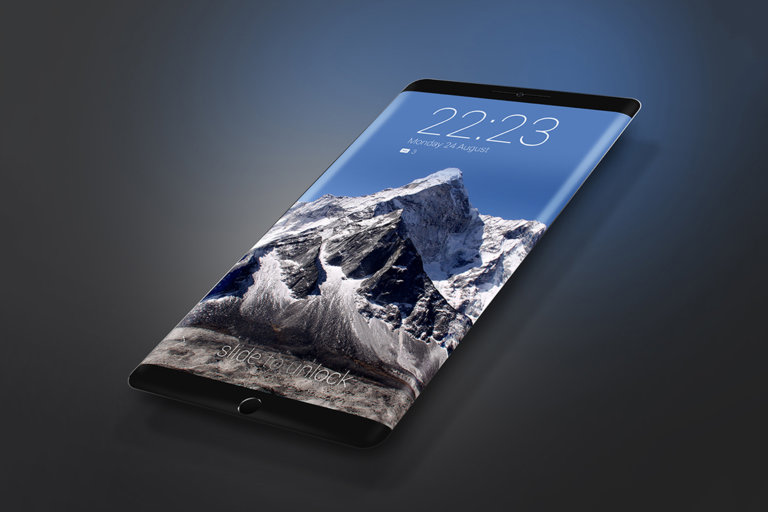 iphone 8 plus concept