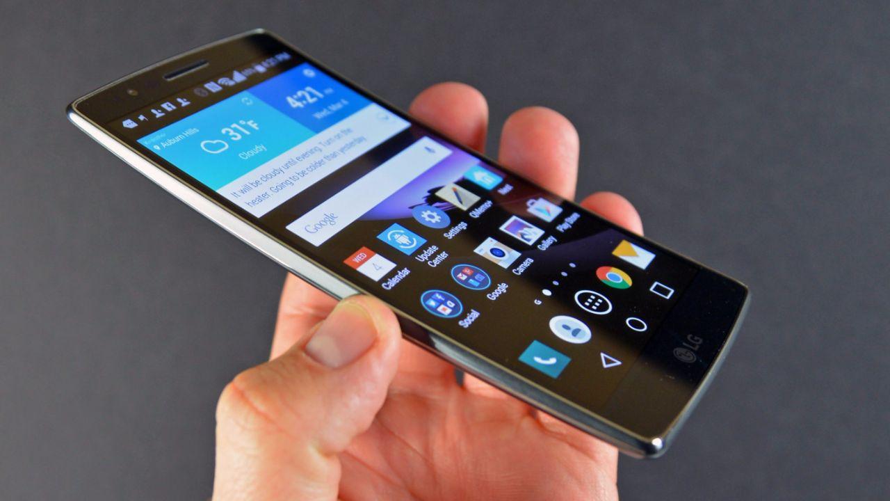 Смартфоны LG 2017