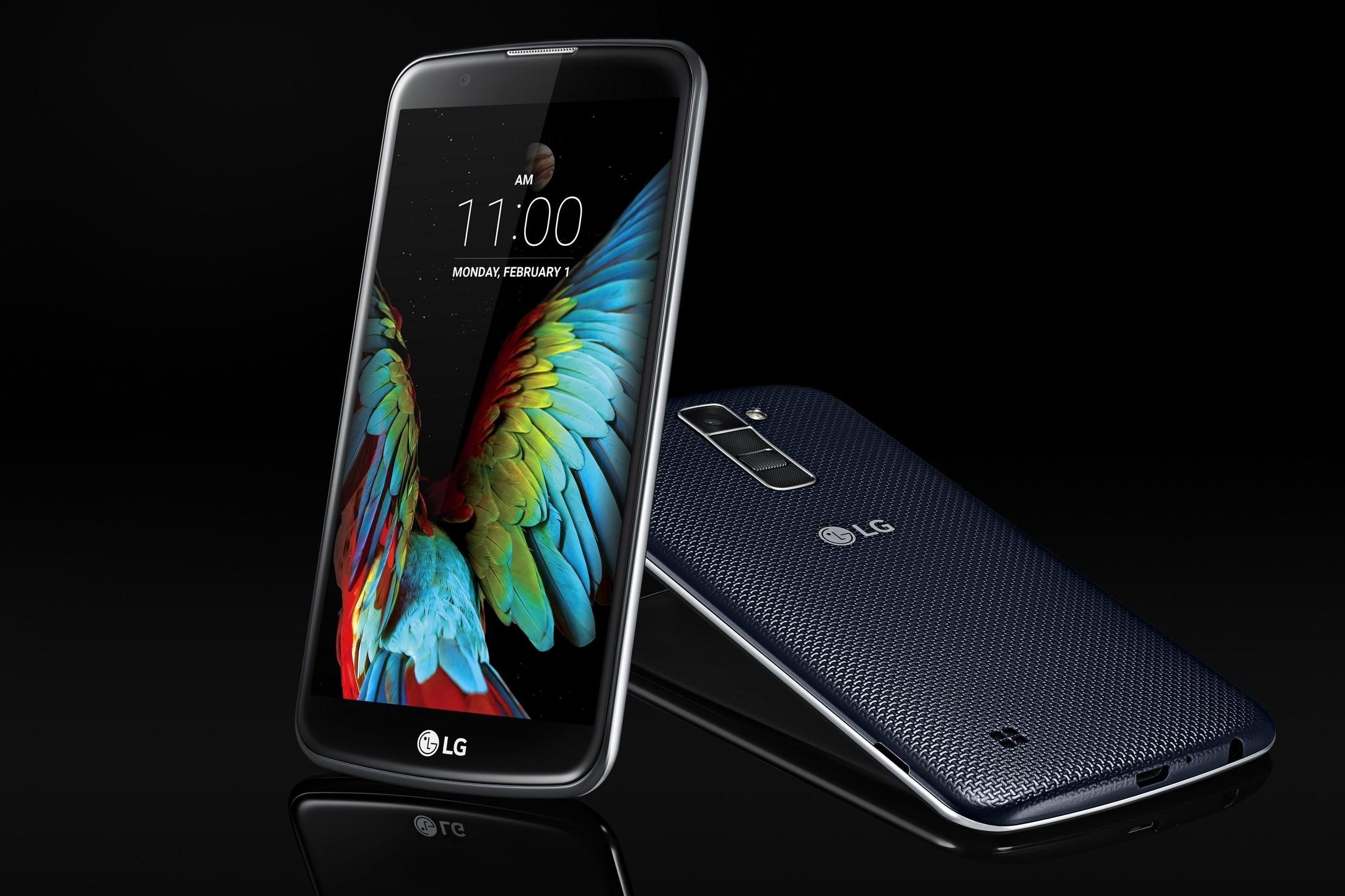 новинки смартфонов LG 2017