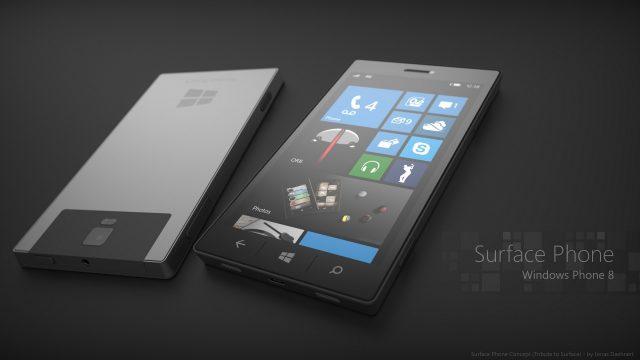 смартфон surface phone