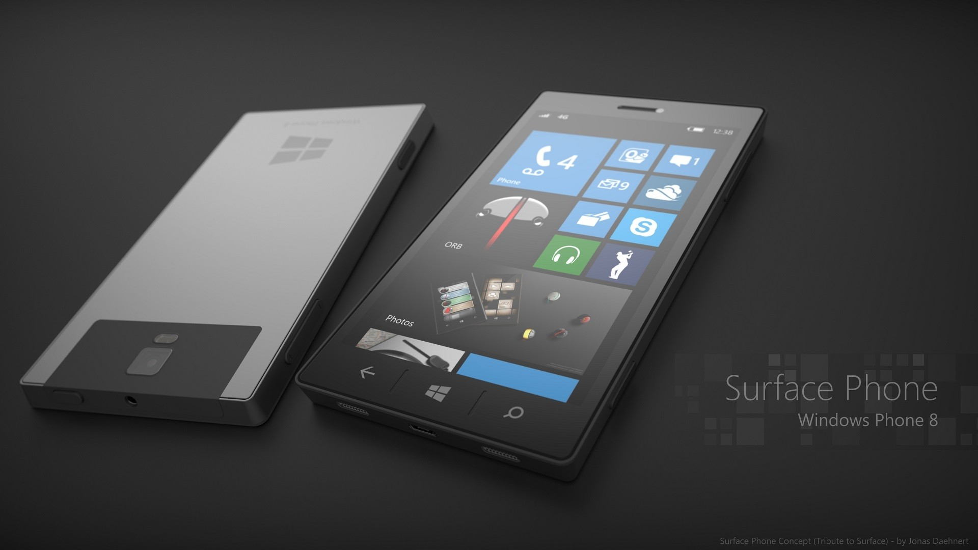 смартфон surface phone