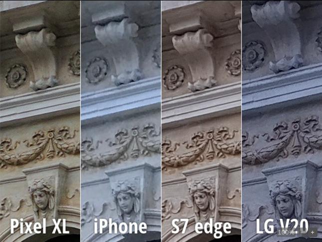 сравнение камер лучших смартфонов