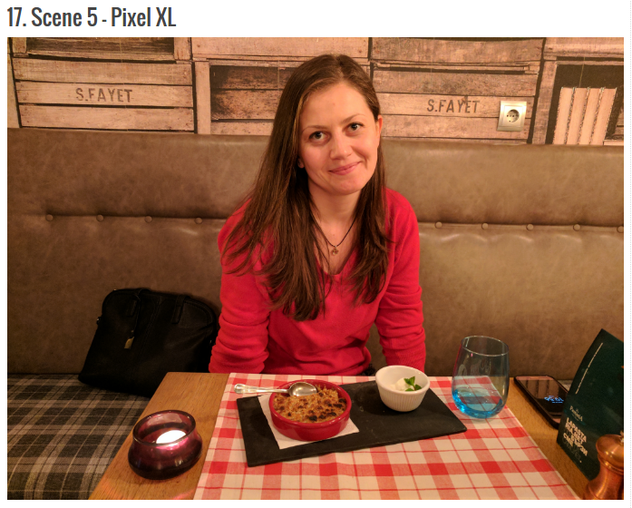 Сравнение камер флагманов Google Pixel