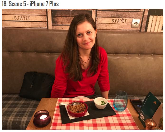 Сравнение камер флагманов iPhone 7 plus