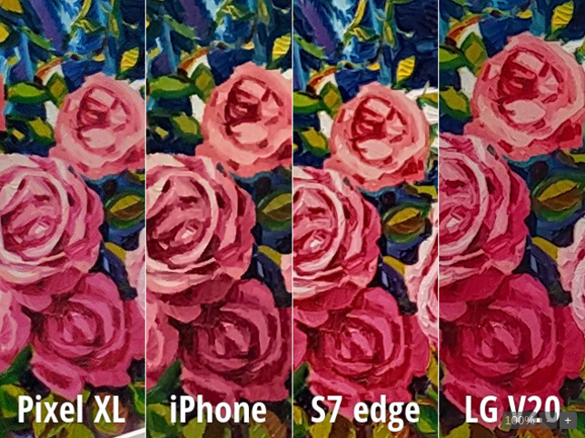 сравнение камер в ТОП смартфонах