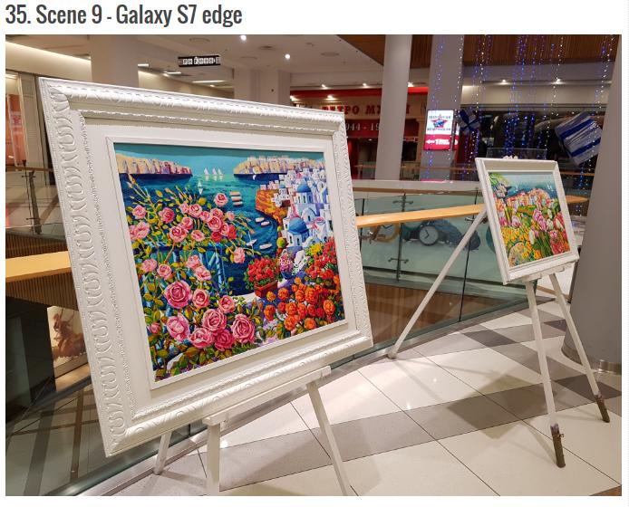 сравнение камер в ТОП смартфонах Samsung Galaxy S7 Edge