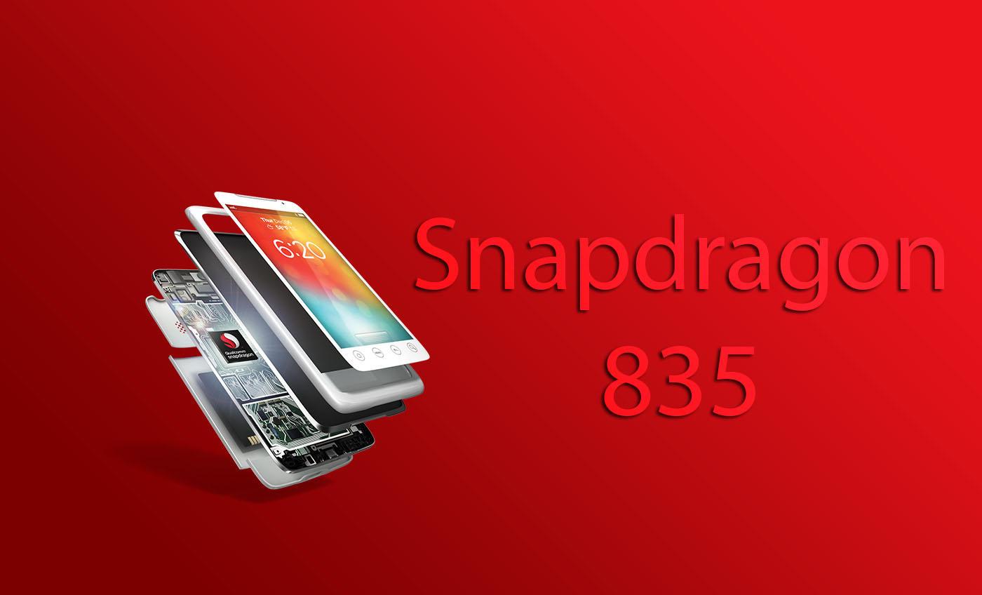 процессор Snapdragon 835 характеристики