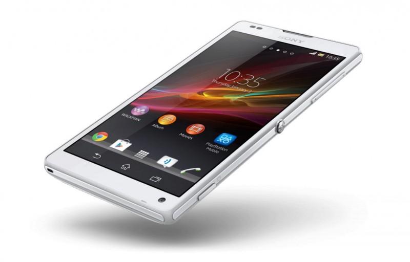 новый смартфон sony
