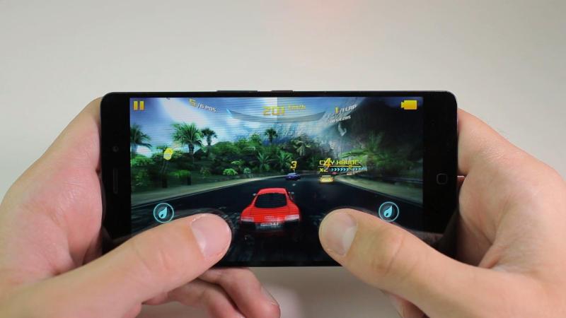 игровой смартфон до 10000 Elephone