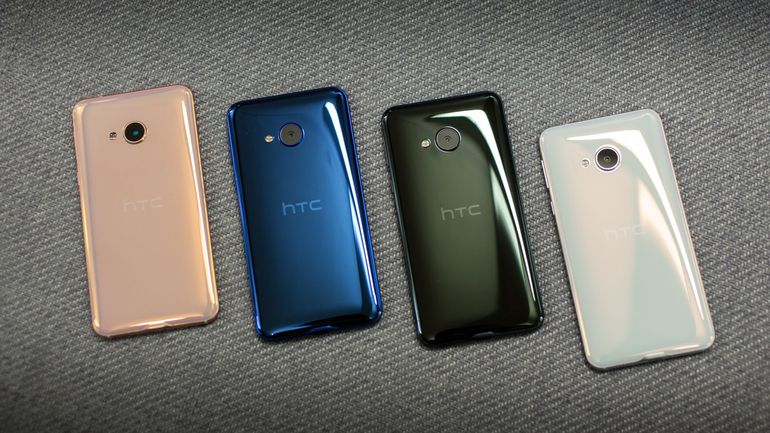 новинки HTC 2017 U Ultra