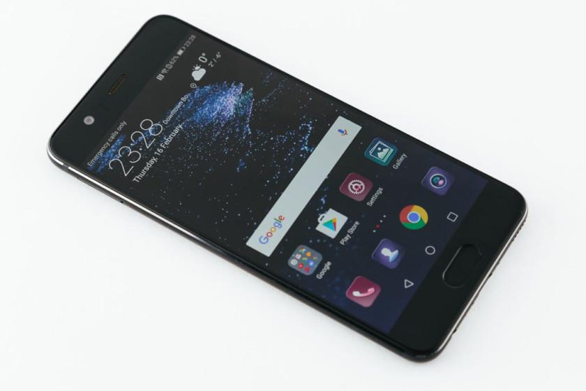 Huawei P10 и P10 Plus EMUI 5.1