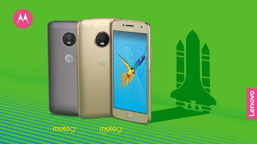 презентация Moto G5 и Moto G5 Plus