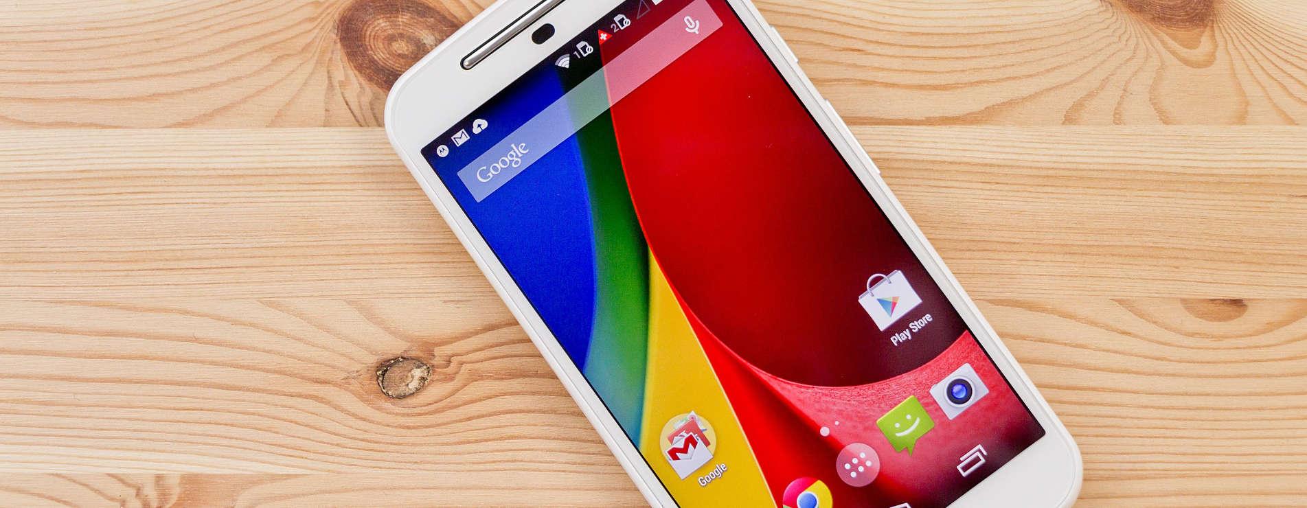 Новинки Lenovo 2017: смартфоны Moto G5 и Moto G5 Plus