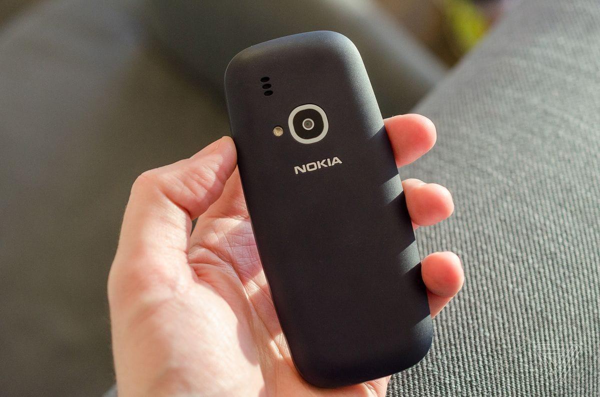 новая nokia 3310 2017