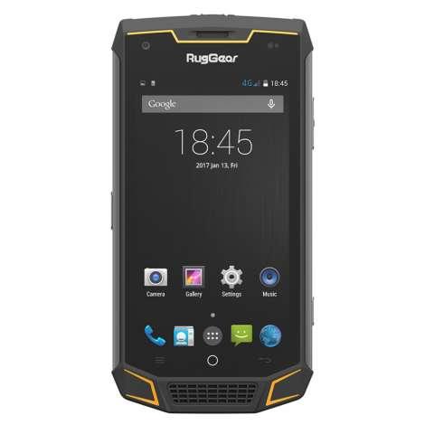противоударные смартфоны с усиленной батареей RugGear RG740