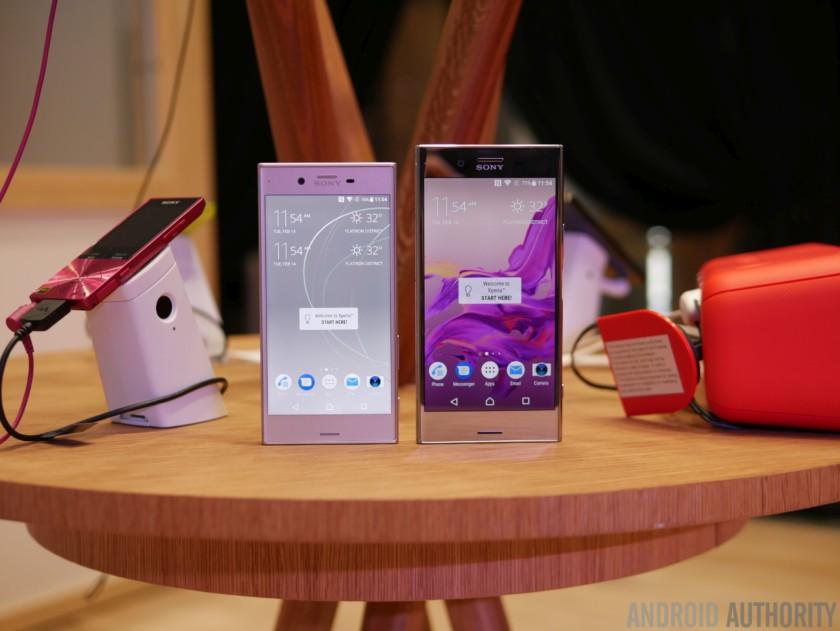 Sony Xperia XZ Premium характеристики дисплей