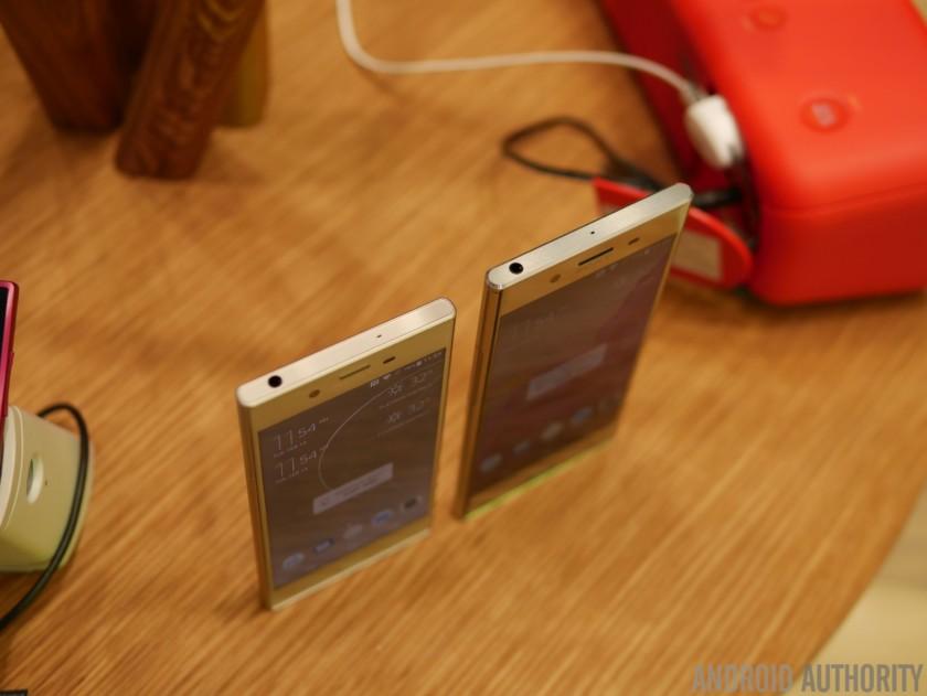 Sony Xperia XZ Premium и Xperia XZs