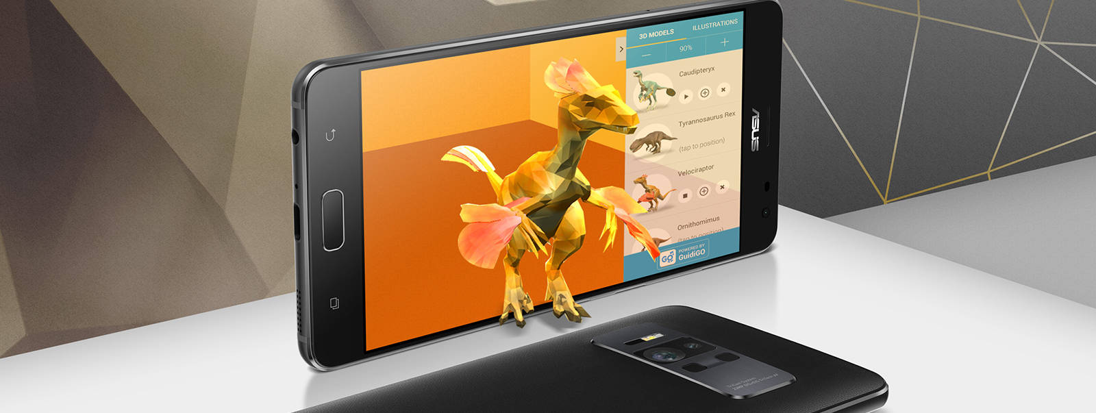 смартфон Asus Zenfone AR обзор