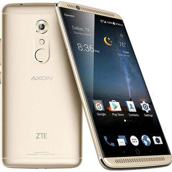 смартфоны с выделенным аудиочипом zte axon 7