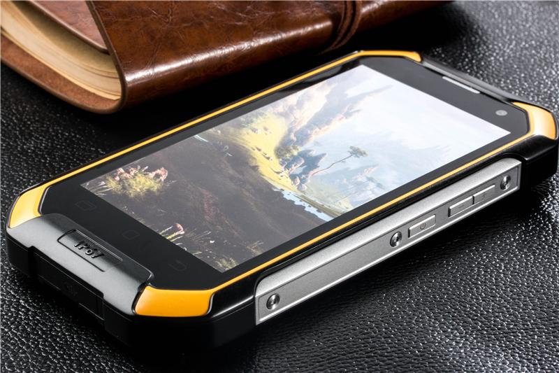 неубиваемый противоударный смартфон