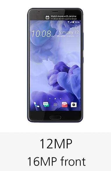смартфон HTC U Ultra камера