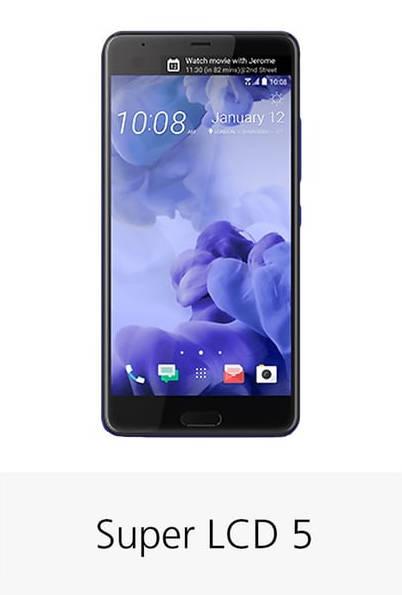HTC U Ultra экран