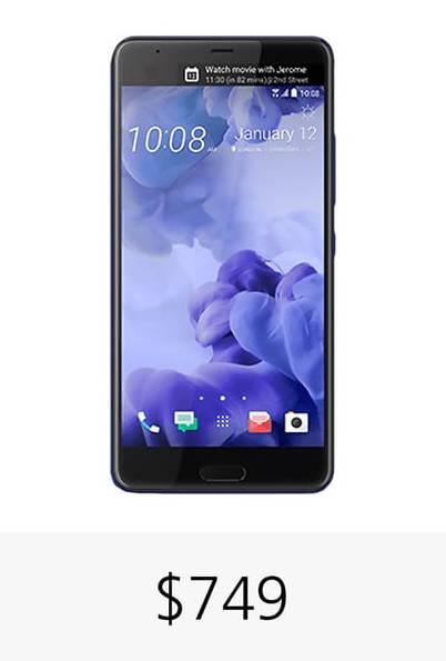 смартфон HTC U Ultra цена