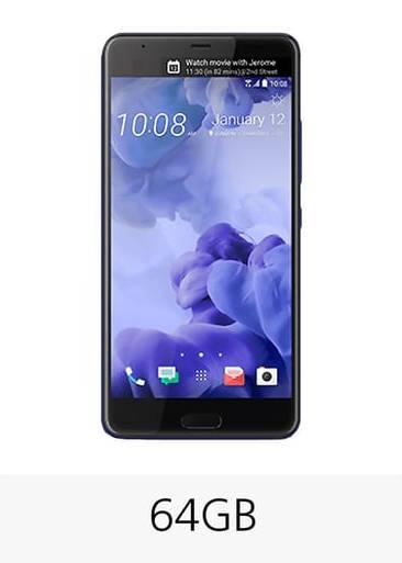 HTC U Ultra внутренняя память