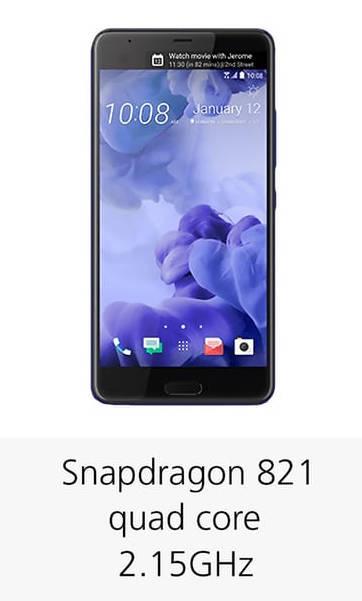 смартфон HTC U Ultra характеристики процессора