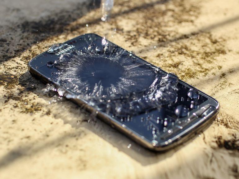 IP68 степень защиты смартфона