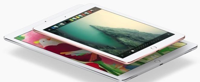 новый планшет ipad и новый ipad pro 2017