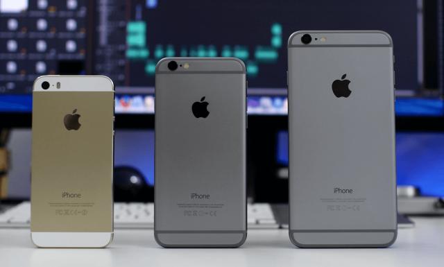выбрать iPhone