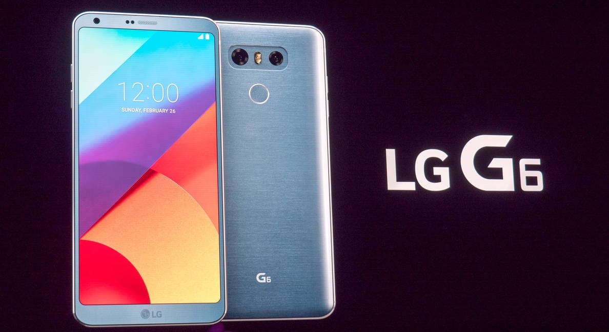 презентация LG G6