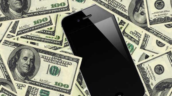 статистика продаж смартфонов