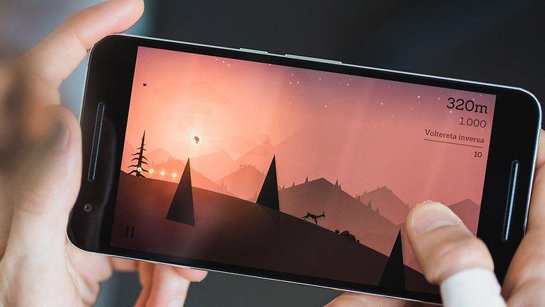 какой смартфон лучше для игр nexus 6p
