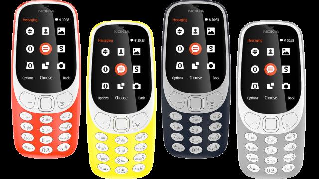 новый nokia 3310 2017