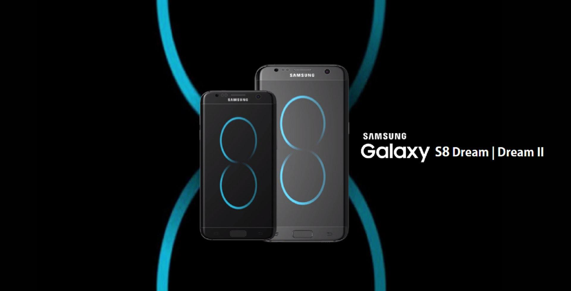 новый Galaxy S8