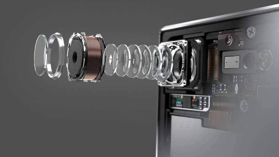 Sony Xperia XZ Premium характеристики камеры