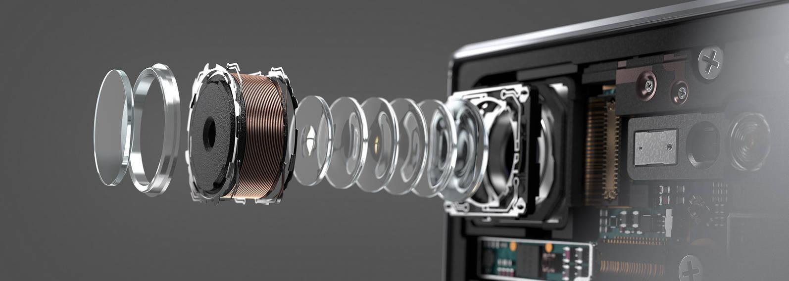 Sony Xperia XZ Premium камера