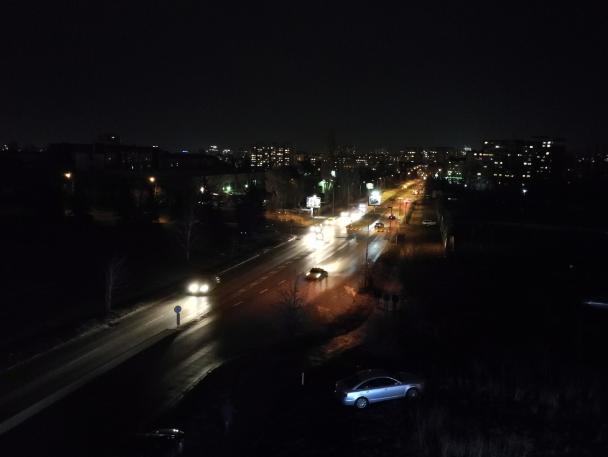 huawei p10 ночная съемка