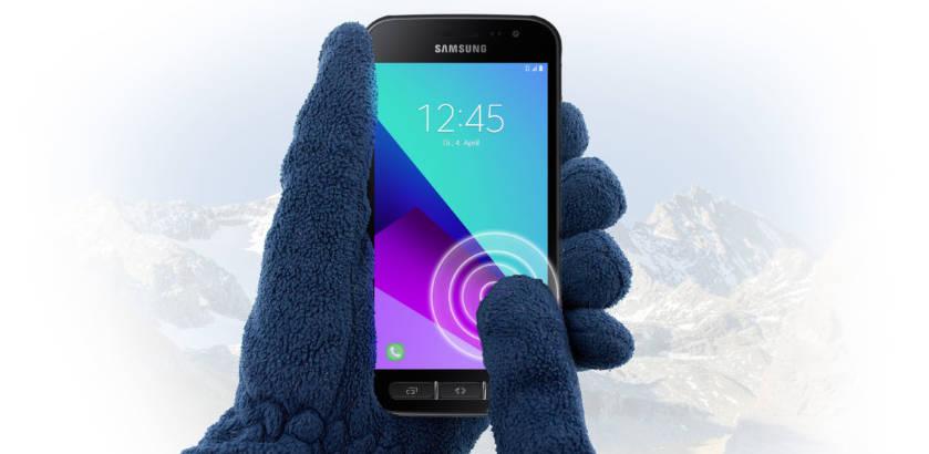 смартфон galaxy xcover 4