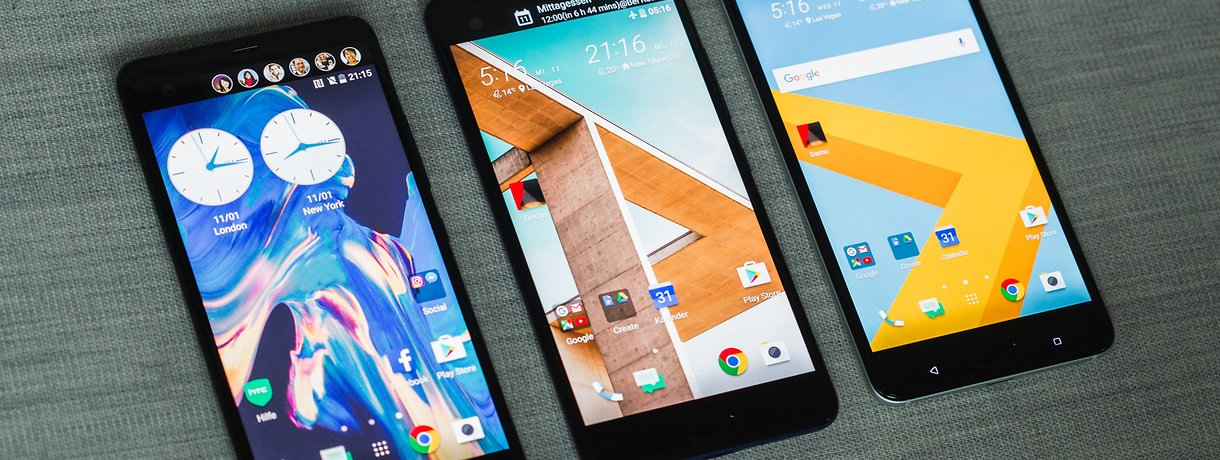 HTC U Ultra дисплей, батарея, время работы от одного заряда