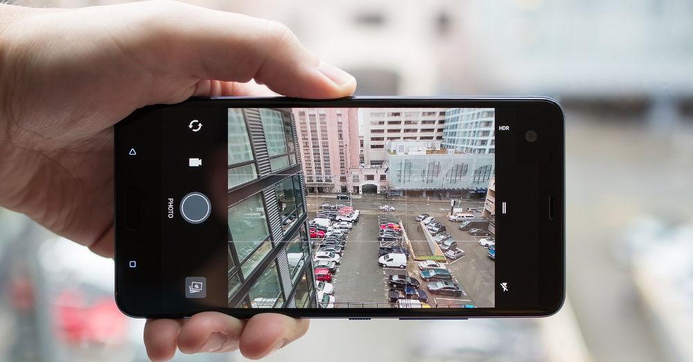 Камера HTC U Ultra: характеристики. Фото и видео