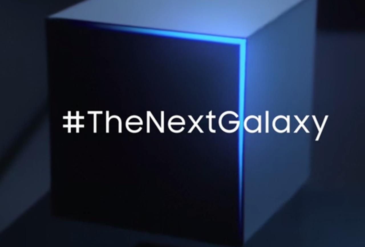 презентация Samsung Galaxy S8