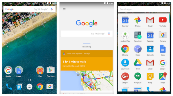 google now launcher google старт