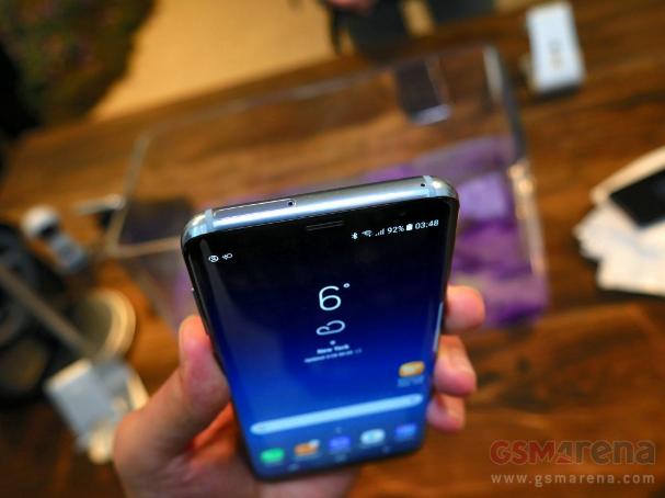 Samsung Galaxy S8 рамки