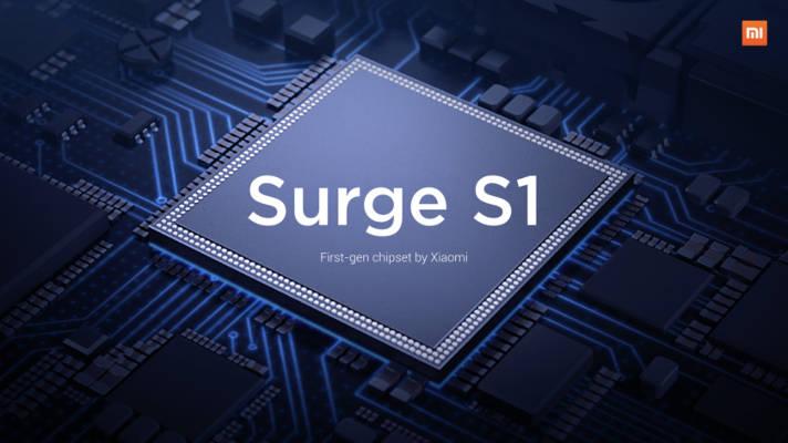 чипсет Surge S1