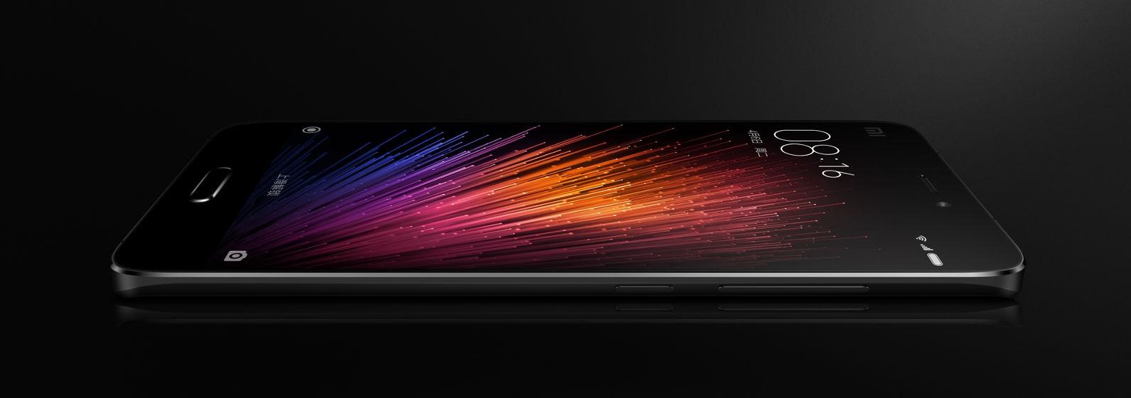 новый смартфон Xiaomi