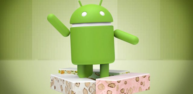 Статистика Google: доля Nougat среди Андроид-смартфонов